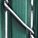 Chain Link Fence detail